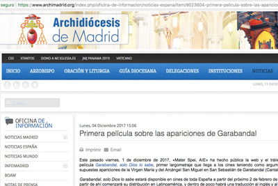 Archidiócesis de Madrid